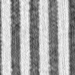 Stripes Narrow White & Silver